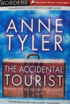 The Accidental Tourist - Anne Tyler, George Guidall