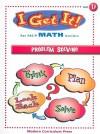 I Get It! Problem Solving, Level D - April Barth, Constance Shrier, Jill Levy
