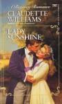 Lady Sunshine - Claudette Williams