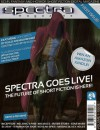 Spectra Magazine - Issue 1 - Paul Andrews, Kristine Kathryn Rusch, S. Boyd Taylor, Brian Dolton, Kim Falconer, Joe Larkins, Fraser MacInnes, Spanner Spencer, Matt Bateman