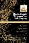 Black Atlantic Writers of the Eighteenth Century: Living the New Exodus in England and the Americas - Sandra Burr, Adam Potkay