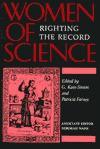 Women of Science: Righting the Record - G. Kass-Simon, Patricia Farnes, Deborah Nash