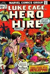 Luke Cage: Hero for Hire, Vol. 1, No. 16 - Stan Lee, Tony Isabella, Roy Thomas, Marvel Comics Group, Comics Code Authority, Billy Graham, F. McLaughlin, Tom Orz, L. Lessmann