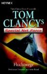 Fluchtwege (Tom Clancy's Net Force Explorers, #4) - Tom Clancy, Steve Pieczenik, Marc Cerashi