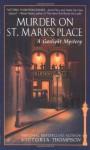 Murder on St. Mark's Place - Victoria Thompson