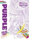 COLORTWIST -- Purple Coloring Book - Jessica Mazurkiewicz