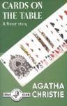 Cards On The Table - Leslie Darbon, Agatha Christie