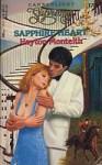 Sapphire Heart (Candlelight Supreme, #178) - Hayton Monteith