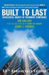 Built To Last: Successful Habits of Visionary Companies - Jim Collins, Jerry I. Porras