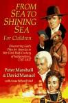 From Sea to Shining Sea Children's Activity Book - Peter Marshall, David Manuel, Joan M. Schmidt