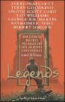 Legends, Vol. 2 - Orson Scott Card, Terry Pratchett, Terry Goodkind, Robert Silverberg, Robert Jordan, George R.R. Martin, Tad Williams, Raymond E. Feist