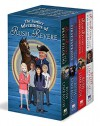UNTITLED RUSH REVERE BOXED SET: RUSH REVERE AND THE STAR-SPANGLED BANNER, RUSH REVERE AND THE AMERICAN REVOLUTION, RUSH REVERE AND THE FIRST PATRIOTS, RUSH REVERE AND THE BRAVE PILGRIMS - Rush Limbaugh