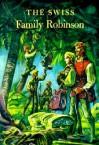 The Swiss Family Robinson - Johann David Wyss, William H. Kingston, Lynd Kendall Ward