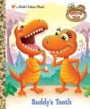 Buddy's Teeth (Dinosaur Train) (Little Golden Book) - Golden Books, Dave Aikins