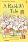 The Rabbit's Tale - Lynne Benton, Fred Blunt