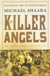 The Killer Angels: The Classic Novel of the Civil War (Civil War Trilogy) by Michael Shaara (1996-07-01) - Michael Shaara;