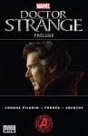 Marvel's Doctor Strange Prelude (2016) #2 (of 2) - Will Pilgrim, Jorge Fornes