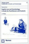 English Law and Terminology: A Guide for Practitioners and Students, 2nd Ed. - Vanessa Sims