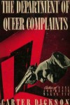 The Department of Queer Complaints - Carter Dickson