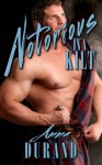 Notorious in a Kilt (Hot Scots #5) - Anna Durand