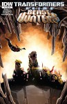Transformers: Prime - Beast Hunters #2 - Mairghread Scott, Mike Johnson, Agustin Padilla, Ken Christiansen