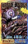 Adios A-Mi-Go (Call of Cthulhu / Deadlands: The Weird West Dime Novels) - Shane Lacy Hensley