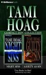 Tami Hoag CD Collection 1: Night Sins and Guilty as Sin - Tami Hoag, Joyce Bean