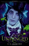 By A. G. Howard Unhinged: Splintered Book Two (Reprint) [Paperback] - A. G. Howard