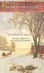 Mistletoe Courtship - Janet Tronstad, Sara Mitchell