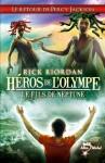Héros de l'Olympe - tome 2:Le Fils de Neptune (Wiz) (French Edition) - Rick Riordan, Mona de Pracontal
