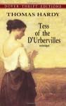 Tess of the D'Urbervilles - Thomas Hardy, Hart Hardy