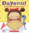 Dayenu! A Favorite Passover Song - Miriam Latimer
