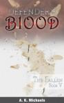 Defender's Blood The Fallen (An Urban Fantasy) - A.K. Michaels