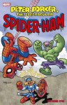 Peter Porker, The Spectacular Spider-Ham - Volume 1 (Peter Porke, the Spectacular Spider_ham) - Steve Skeates, Tom DeFalco, Mike Carlin, Mark Armstrong, Fred Hembeck, Eric Cartier, Steve Mellor, Jose Albelo, Mike Armstrong