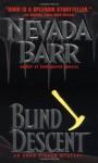 Blind Descent - Nevada Barr