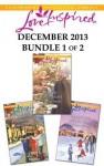 Love Inspired December 2013 - Bundle 1 of 2: Sugarplum HomecomingAmish Christmas JoyThe Lawman's Holiday Wish - Linda Goodnight, Patricia Davids, Ruth Logan Herne