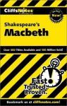 Shakespeare's Macbeth (Cliff's Notes) - CliffsNotes, Denis M. Calandra, William Shakespeare