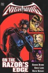 Nightwing, Volume 7: On the Razors Edge - Chuck Dixon, Greg Land, Drew Geraci, Rick Leonardi, Trevor McCarthy, Mike Lilly, Jesse Delperdang, Mark Farmer, John Lowe