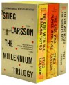 The Millennium Trilogy Box Set - Stieg Larsson