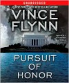 Pursuit of Honor - Vince Flynn, George Guidall