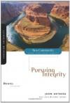 Daniel: Pursuing Integrity (New Community Bible Study Series) - John Ortberg, Kevin & Sherry Harney, Sherry Harney