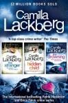 Camilla Lackberg Crime Thrillers 4-6: The Stranger, The Hidden Child, The Drowning - Camilla Läckberg