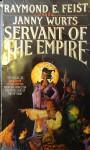 Servant of the Empire (The Empire Trilogy #2) - Janny Wurts, Raymond E. Feist