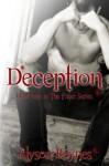 Deception - Alyson Raynes, Kim Siemering, Amy Roberts, K23 Photography and Design, Tara Wagner
