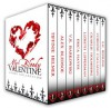 My Bloody Valentine - Short Story Collection - Tiffinie Helmer, Alex Bledsoe, V.R. Barkowski, Erica Hayes