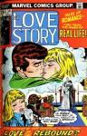 Marvel Romance - Stan Lee, Gary Friedrich, Dick Giordano