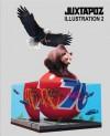 Juxtapoz Illustration 2 - Evan Pricco, Evah Fan, Josh Cochran