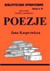 Poezje - Jan Kasprowicz