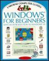 Windows for Beginners - Richard Dungworth, Derek Matthews, Philippa Wingate, Colin Mier