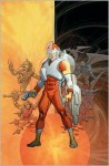 Adam Strange: Planet Heist - Andy Diggle, Pasqual Ferry, Dave McCaig